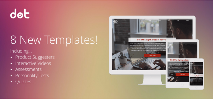 New Interactive Content Templates this February