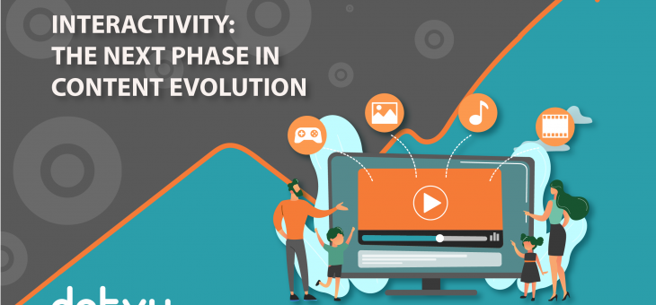 Interactivity: the next phase in content evolution