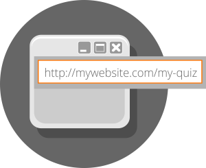 Run interactive content on your own website