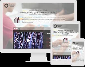 Make a Video quiz contest