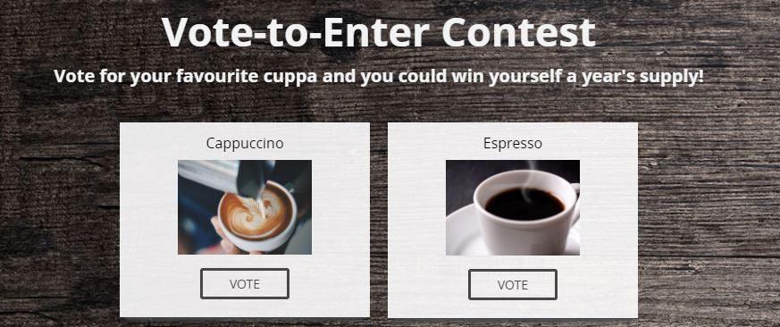 Interactive-poll-example