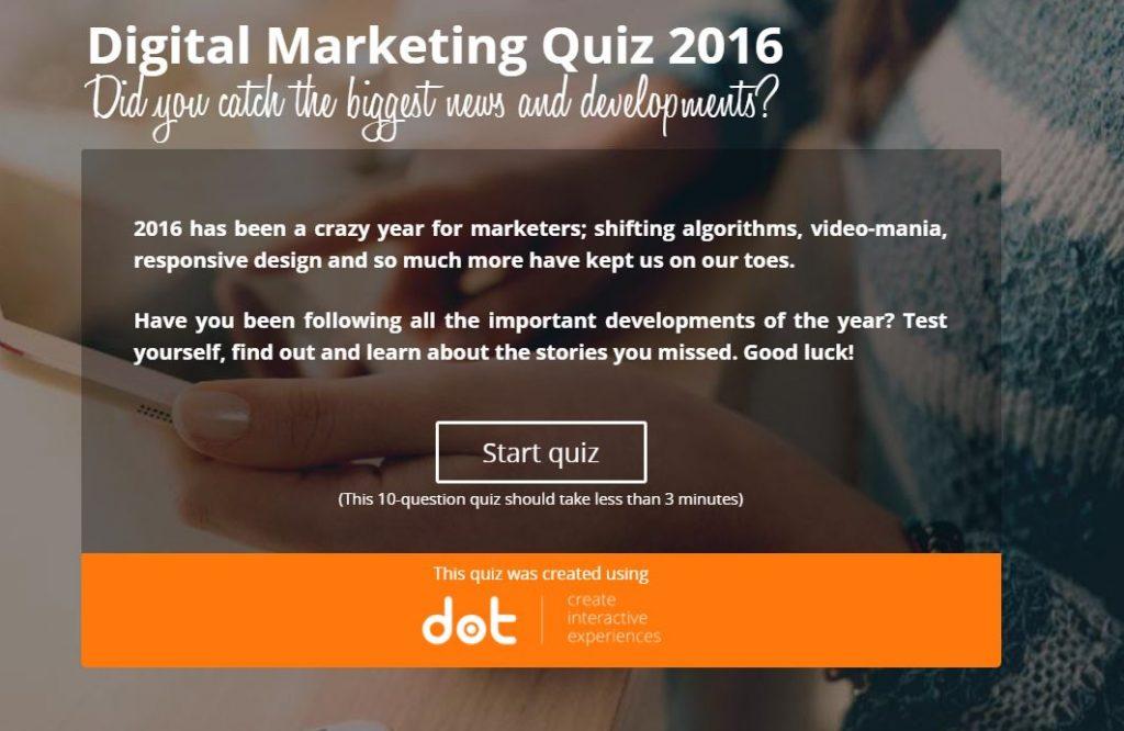 Knowledge-quiz