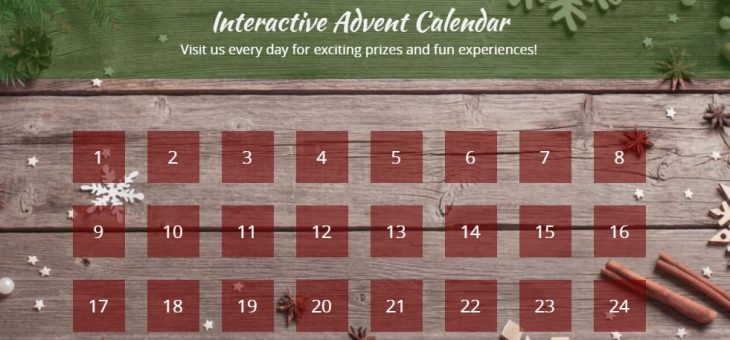 How to launch an Advent Calendar campaign