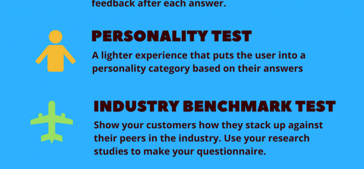 [Infographic] 9 Quiz & Assessment Ideas for your B2B Content Marketing
