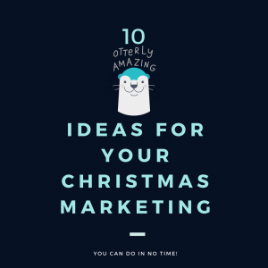 10 Interactive Ideas for your christmas marketing you can do in no time!