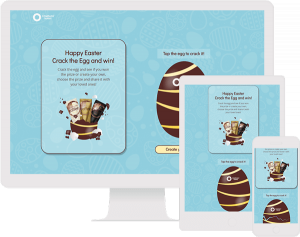 Social Interactive Content Template