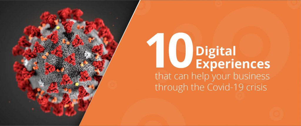 10 digital experiences cover image