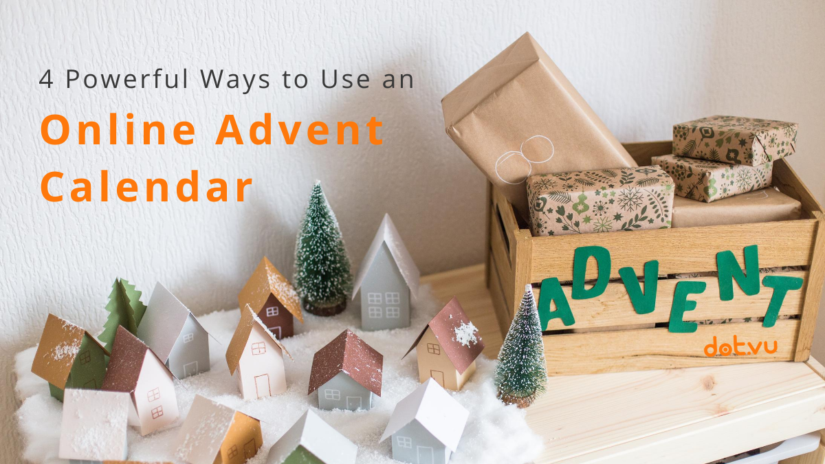 4 way to use Online Advent Calendar | Interactive Content Blog