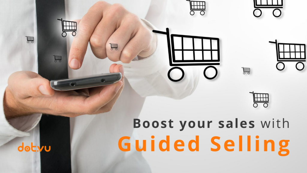 What is Guided Selling Cover Picture Blog post