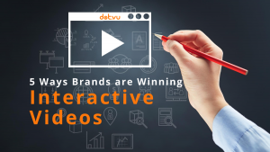 5 ways brands are winning with Interactive Video - blog post cover