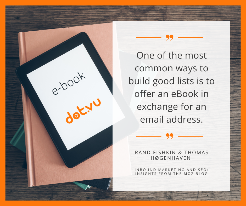 Interactive eBook - Quote from Moz Blog 1