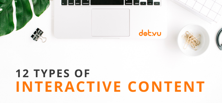 12 Different Types of Interactive Content