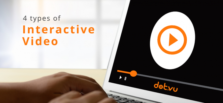 4 Types of Interactive Video