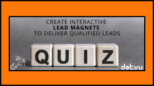Interactive lead magnets cover image