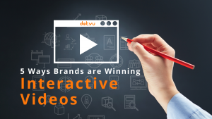 Featured image for the blog post called 5 ways brands are winning interactive videos