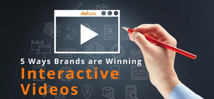 5 Ways Brands are Winning with Interactive Video