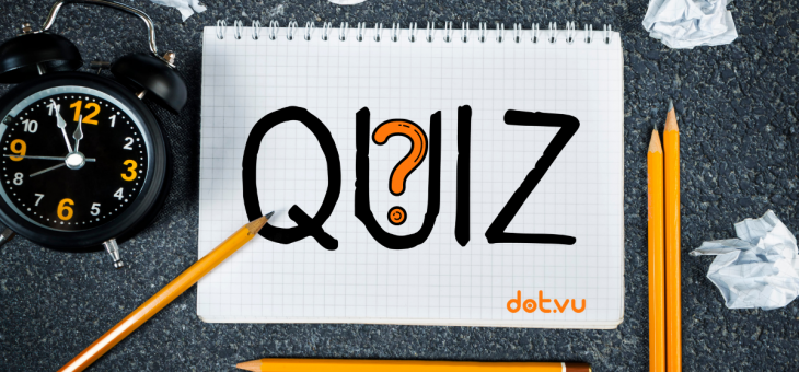 [Infographic] 7 Types of Quizzes for your Marketing