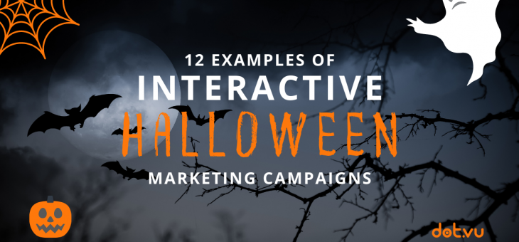 12 Interactive Halloween marketing campaigns to delight your customers