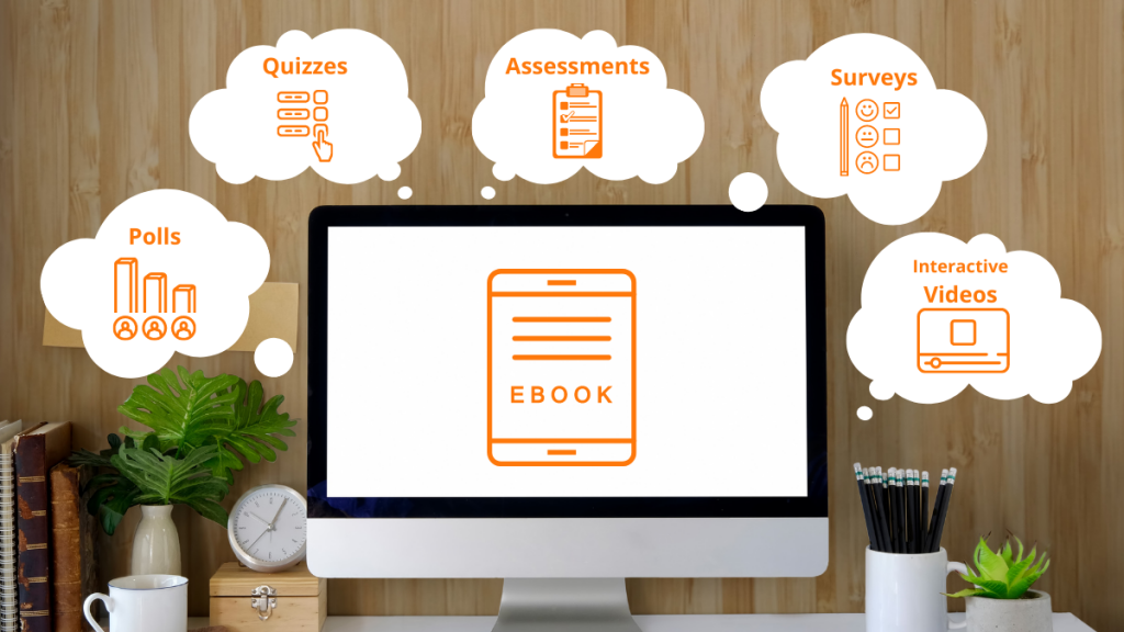 What is an Interactive eBook ? - Blog Post Cover Picture