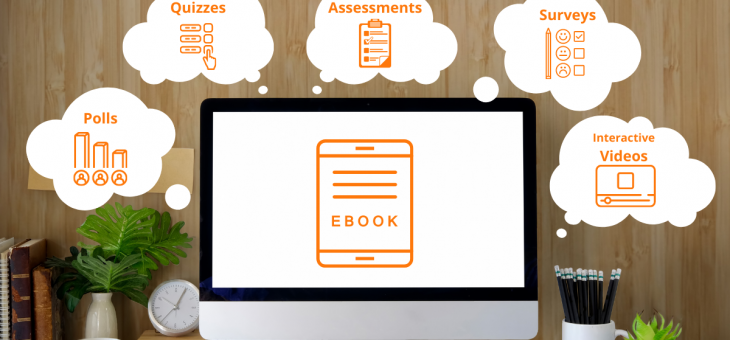 What is an Interactive eBook?