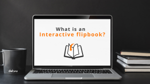 What is an Interactive Flipbook - blog post - cover image