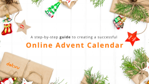 How to find success with Online Advent Calendars - Blog Post - Cover Picture