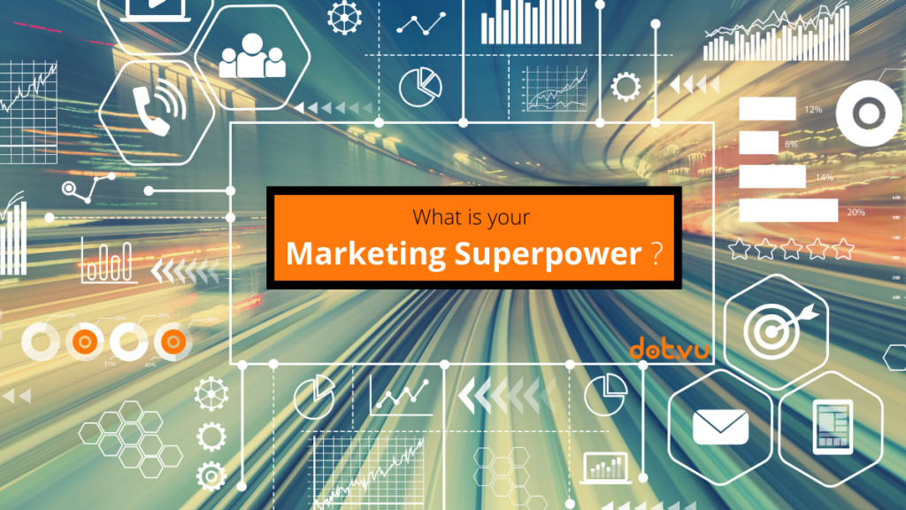 Find out your marketing superpower