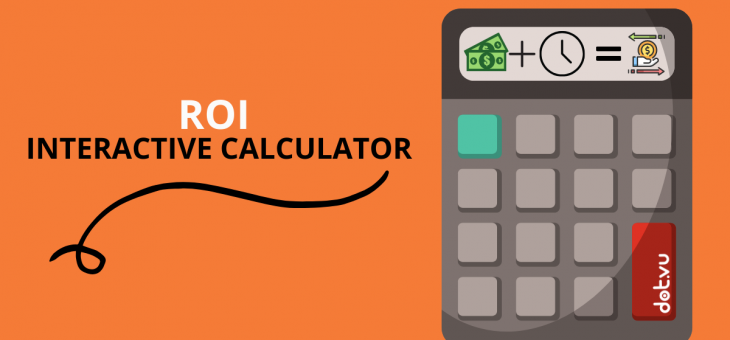 Empower Your Customers With ROI Interactive Calculator