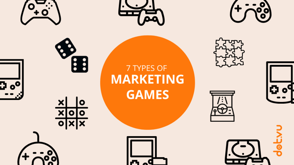 Cover image 7 types of marketing games