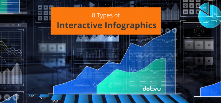 8 Types of Interactive Infographics