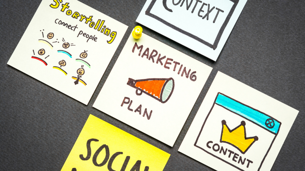 interactive content webinar, types of content marketing