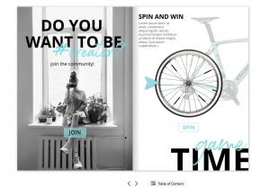 interactive flipbook solutions