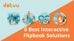 Featured image - 6 best Interactive flipbook solution