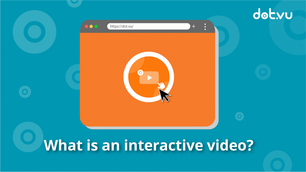 What is interactive video? Cover Image for blog post