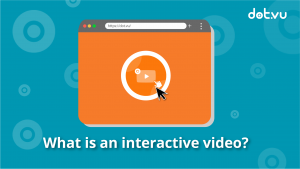 featured image of what is interactive video blog post