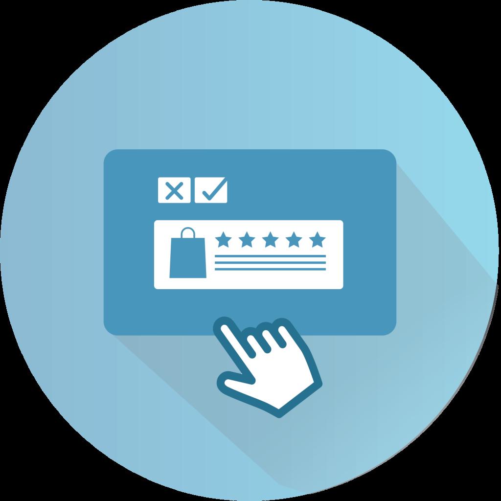 Product Finder Video logo