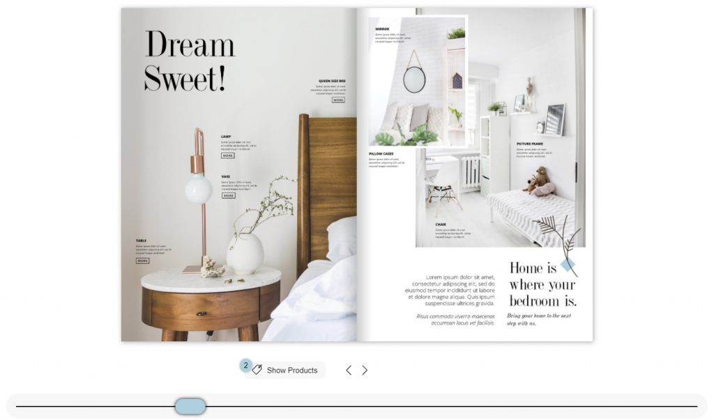Lookbook for customer experience in hospitality