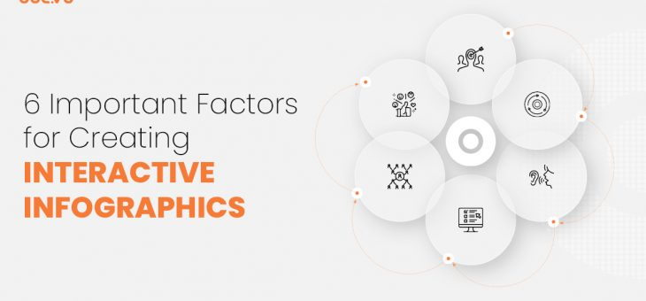 6 Important Factors for Creating Interactive Infographics