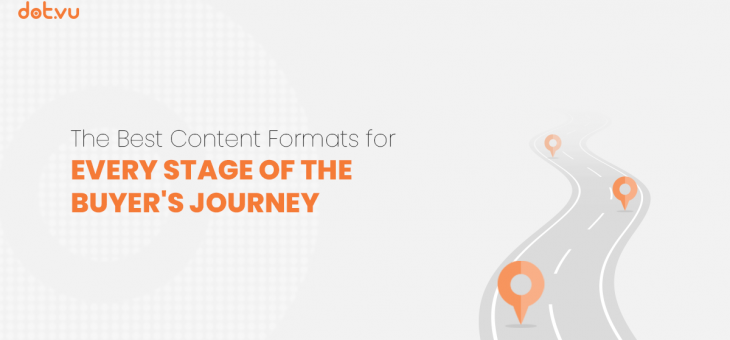 The Best Content Formats for Every Stage of the Buyer's Journey
